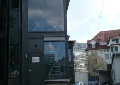 Gleis 0 Fassade 3