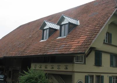 Bauernhaus Dachstock